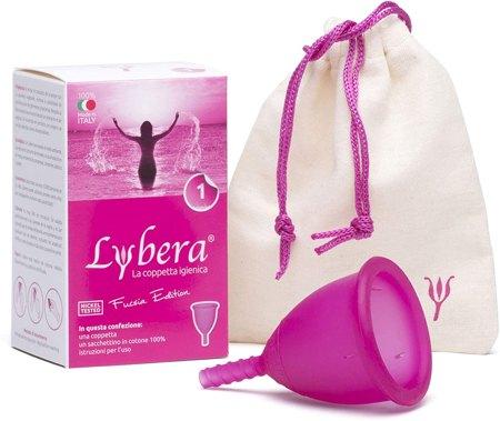 Coppetta mestruale Lybera